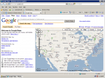 Internet Explorer 8 Screenshot